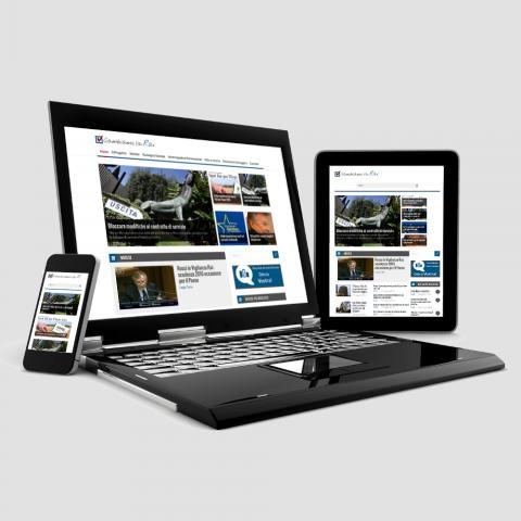 Realizzazione sito web responsive Wordpress