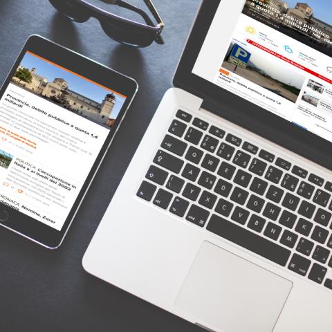 Realizzazione sito web Drupal