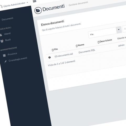 Realizzazione gestionali web Java